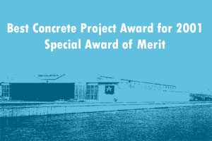 Southwest Retaining Wall Replacement Award
